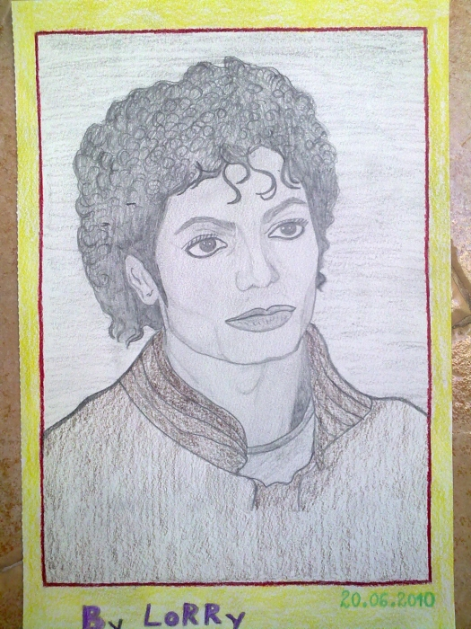 Michael Jackson par LoRRy